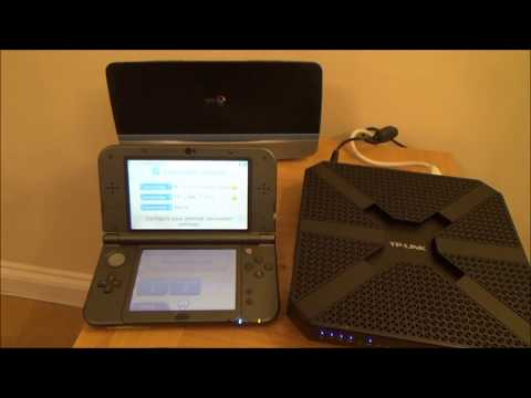 How To Connect The New Nintendo 3DS XL To Wi-Fi Internet For Beginners