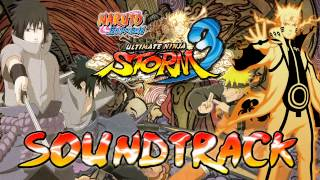 Naruto Storm 3 - Lightning Desert OST