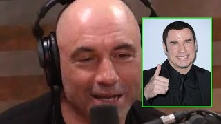 Joe Rogan on John Travolta's Ball-Tickling Facial Hair