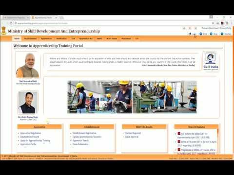 NAPS Establishment Registration Tutorial Detailed