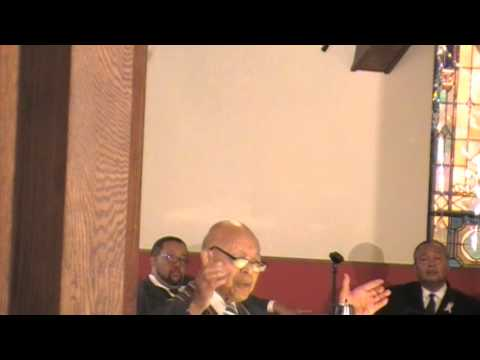 Sermon: Knowing The Time - Rev JW Davis, Mt Zion BC, DC