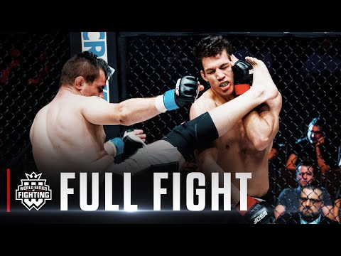 Matthew Frincu vs Eric Regan | WSOF 19, 2015