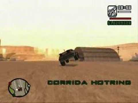 Delorean no GTA San Andreas