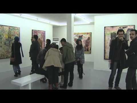 What's Buzzing in Tehran  Iran's Vivid Art Scene - NBC News