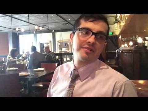 John Mortimer Of Zero Zero SF Restaurant For #SB50