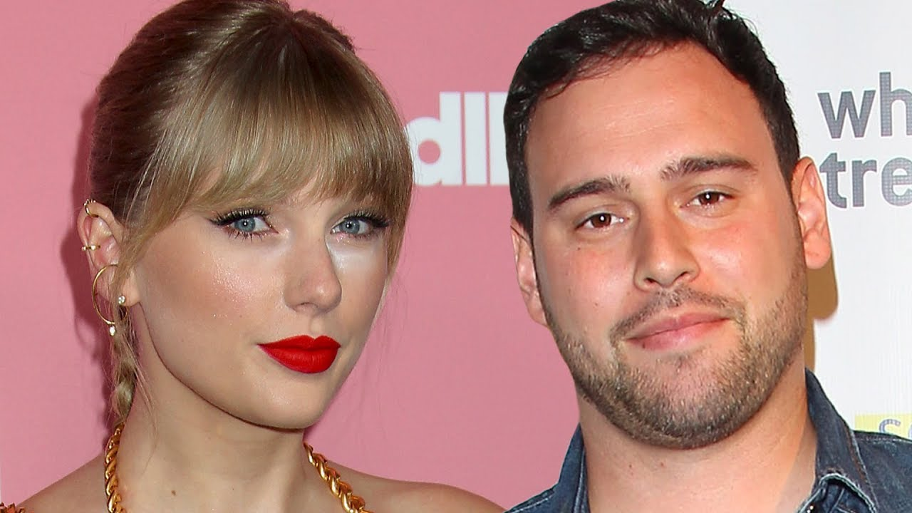 Taylor Swift honors women and slams Scooter Braun in Woman of ...