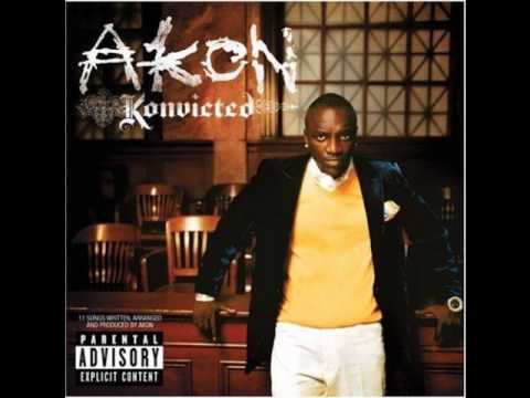 akon - gangsta bop (lyrics)