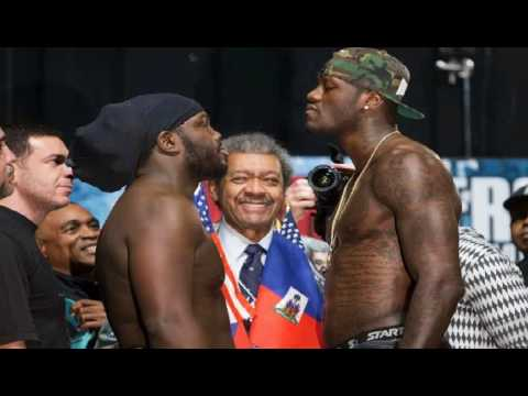 Bermaine Stiverne Will Get Destroyed If He Sees Deontay Wilder Again! Nothing Special About Him