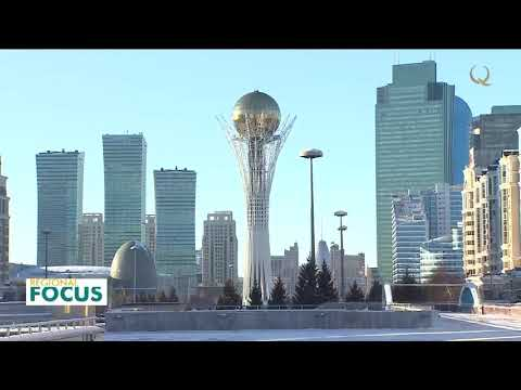 Kazakhstan's trade turnover within EAEU grows by 33 percent