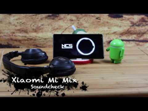 Xiaomi Mi Mix - Soundcheck