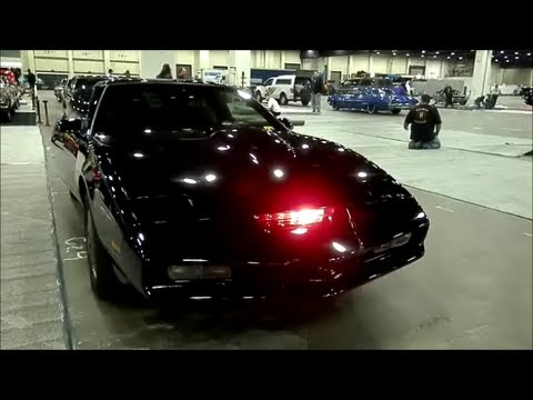 KITT From Knight Rider The 1982 TV series
