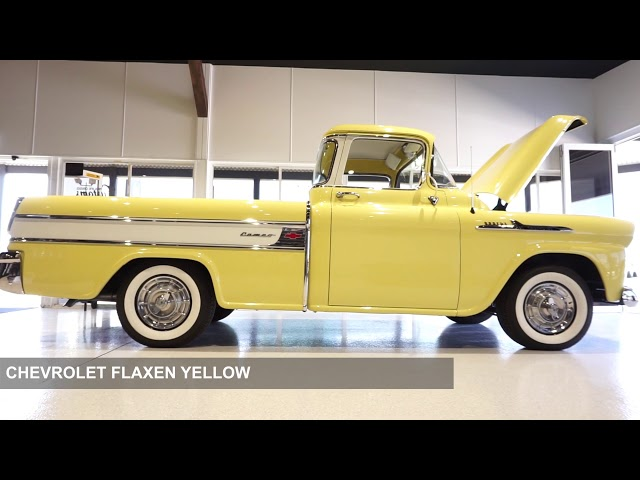 1958 Chevrolet Apache Cameo For Sale