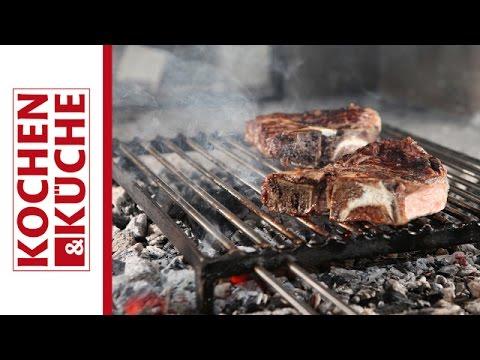 T-Bone Steak vom Steirereck am Pogusch | Kochen und Küche