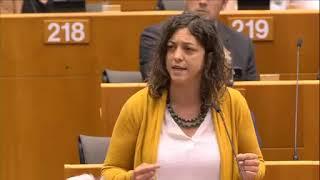 02052018 - Bruselas - Aplicación del convenio de Estambul - La Manada
