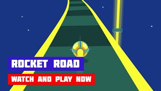 Rocket Road · Game · Gameplay