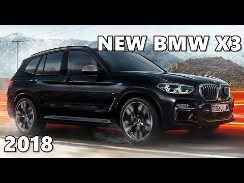2018 bmw x3 interior. perfect 2018 2018 bmw x3  exterior u0026 interior first look to bmw x3 interior