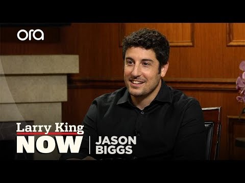 Jason Biggs on marriage, elections and 'American Pie' legacy