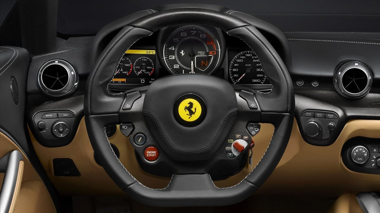 Microvezeldoek Interieur Auto Driveclub All Cars Interieur / Cockpit View [1080p Hd