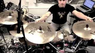 Patrik Fält - Cannibal Corpse - Rotted Body Landslide (Drum cover)