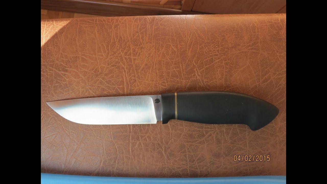 Изготовление рукояти ножа своими руками 601