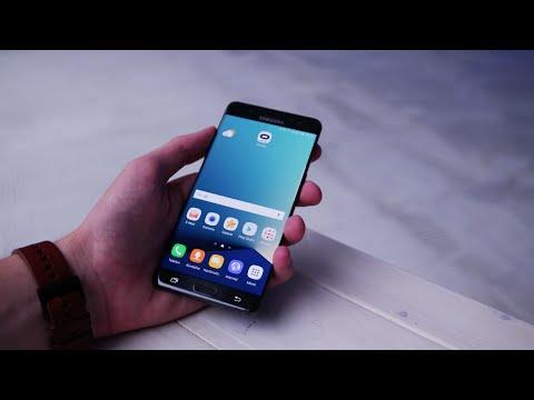Samsung Galaxy Note 7 - das ist das neue TouchWiz!