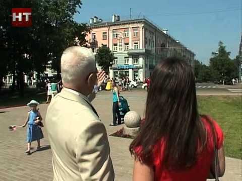 Фейерия праздников в Великом Новгороде