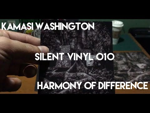 Silent Vinyl 010: Kamasi Washington -...