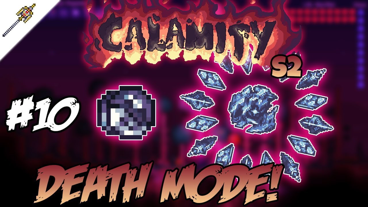YinYo V S D-Mode Cryogen - Calamity Mod D-Mode ||Episode 10