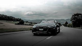AUDI RS4 FACELIFT 2020   Review   4K