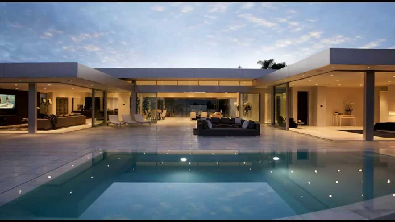 World of architecture modern dream home design california - Dream House In Beverly Hills California Youtube