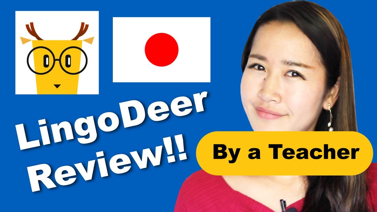 Is LingoDeer effective?? Only in Japanese LingoDeer tour & review by a Japanese teacher!