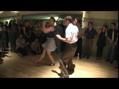 PBDA Frankie 100 Social Dancing and Jam