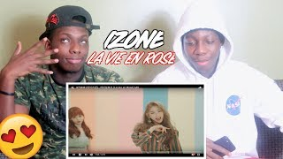 Video IZ*ONE (아이즈원) - 라비앙로즈 (La Vie en Rose) MV - REACTION download MP3, 3GP, MP4, WEBM, AVI, FLV November 2018