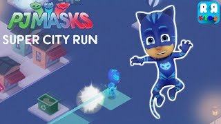 PJ Masks Super City Run! - App Game Play thumbnail