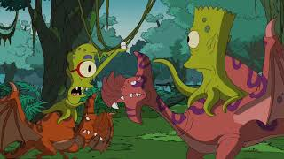 The Simpsons – Treehouse of Horror XXII– clip8