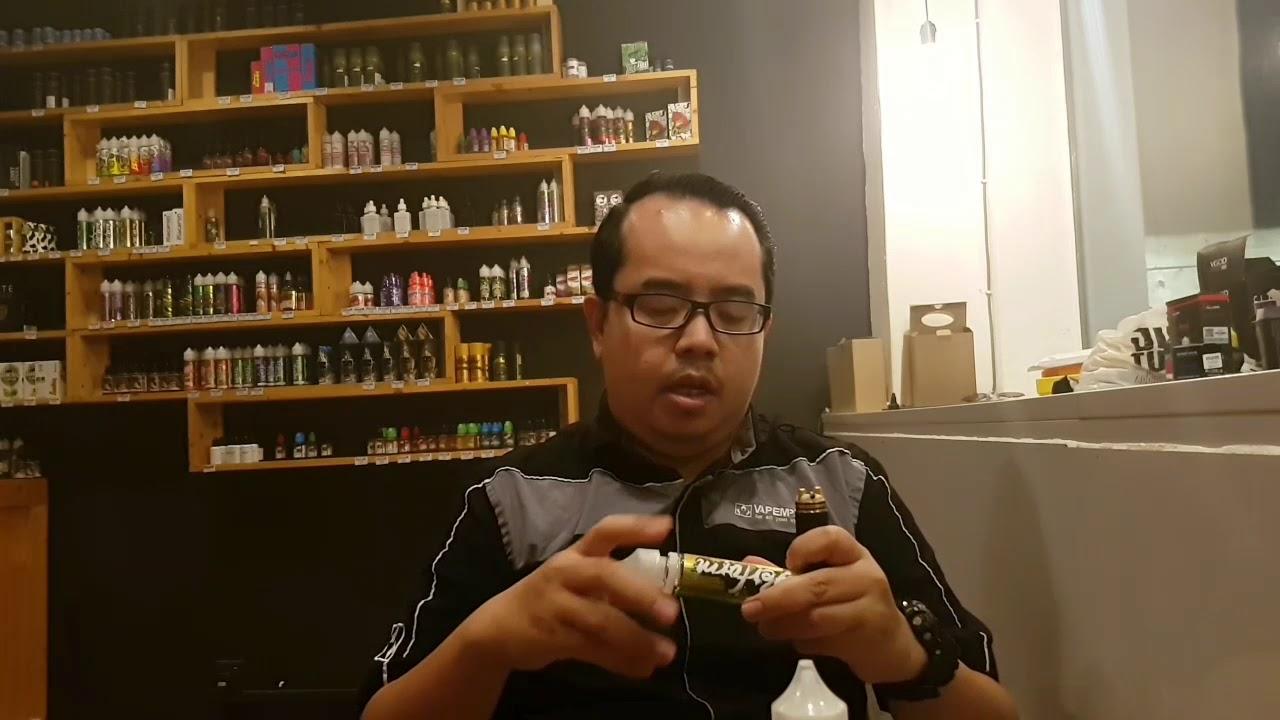 Malaysian Vape Juice Review : Perform by VapeOn Penang