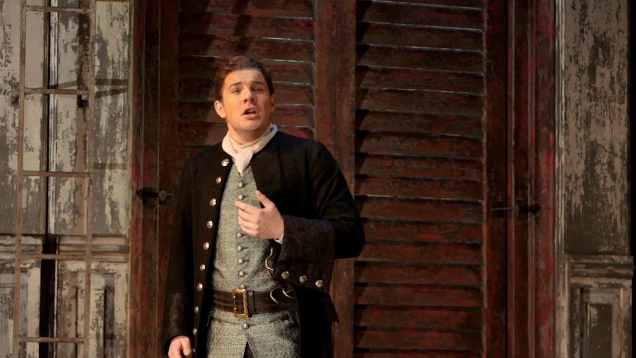 """Don Giovanni: """"Il mio tesoro"""""""