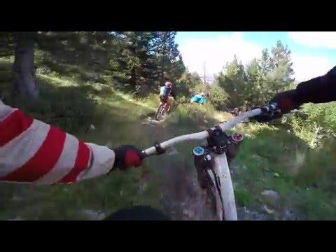 Soldeu Bike Park Andorra 09/ 2015