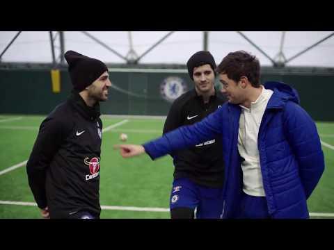 Jack Whitehall slays Cesc Fabregas for leaving Arsenal