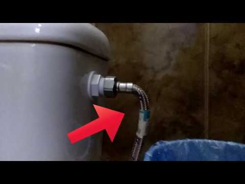 Кто хочет сделать фонтан в потолок..., установи шланг в натяжку.