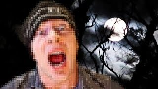PIXELATED NIGHTMARE FOREST! - Lights and Shadows an Indie Horror (Download Link)