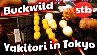 Yakitori in Tokyo (Japanese Food Tour) ★ SoloTravelBlog