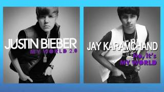 Justin Bieber - Never Say Never Parody - Indian Bieber (Now on iTunes!)