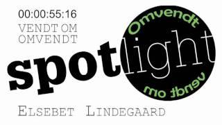 Vendt om omvendt sangen - Elsebet Lindegaard