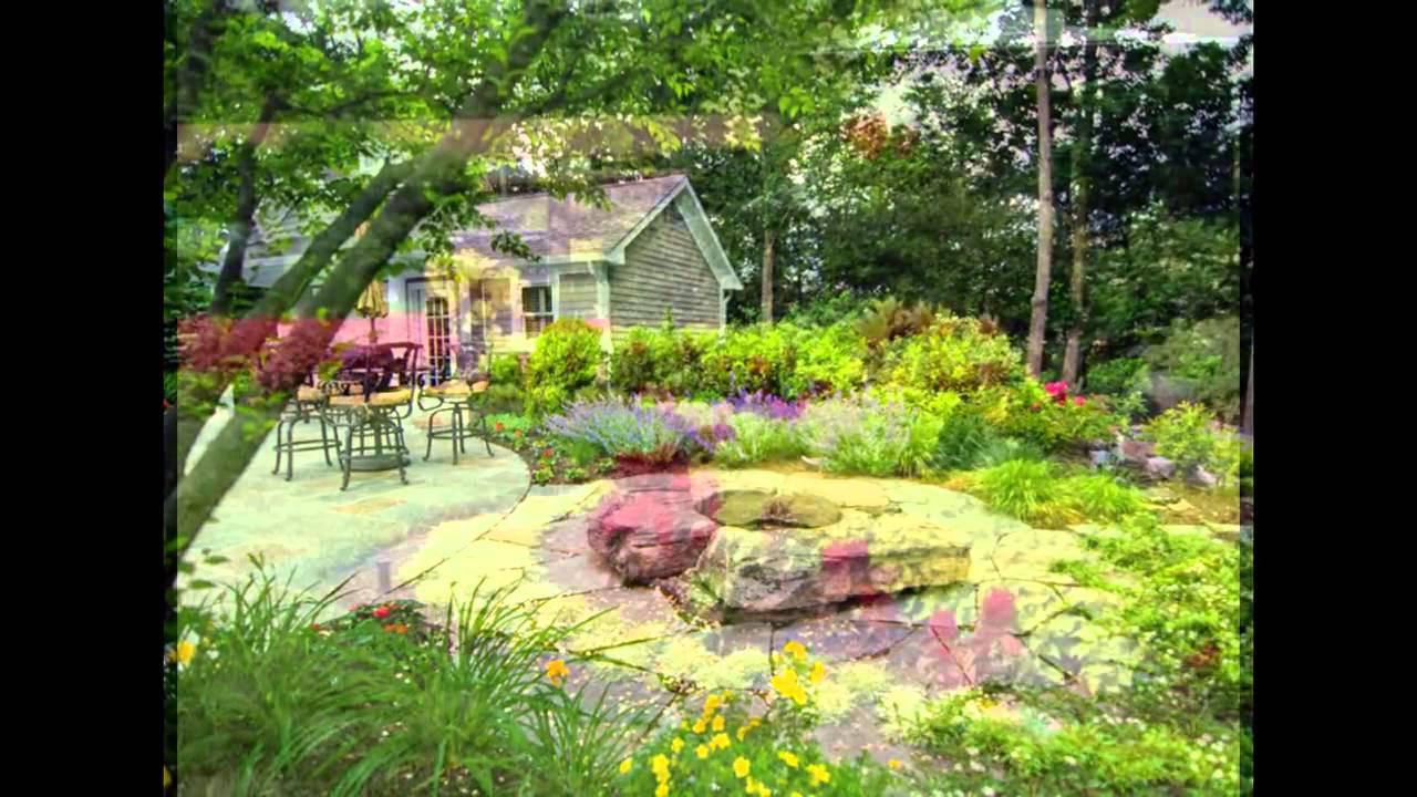 Shaded Backyard Ideas lytle road bainbridge island shaded creek contemporary landscape Landscape Ideas Landscape Ideas For Shaded Backyard