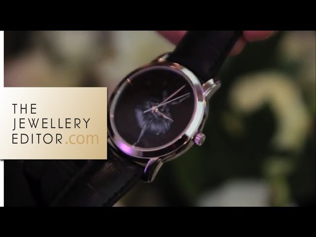 The best of SalonQP London 2013, luxury watch show