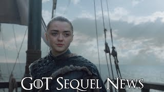 Game of Thrones Sequel News (Game of Thrones, Arya Sequel)