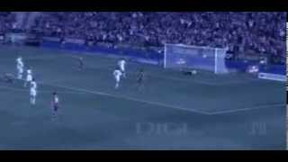 Álvaro Negredo Amazing Bicycle Goal Miss (Spain Vs Georgia) 15.10.2013