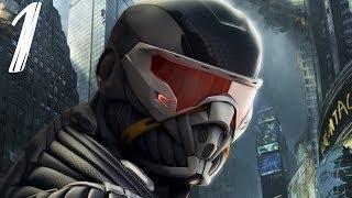 Прохождение Crysis 2 - 1 серия