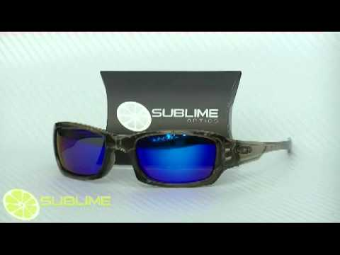 37772d356e Sublime Optics FIVES SQUARED Polarized ICE BLUE Replacement Lenses for  Oakley